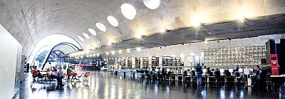Biblioteca Victor Civita por Fábio Pagan