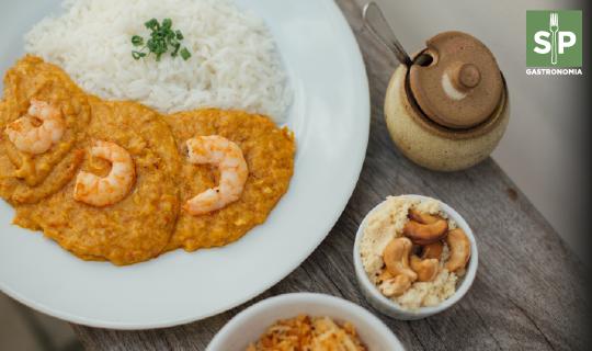 (Divulgação: SP Gastronomia, prato Vatapá de Rodrigo Isaías)